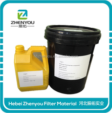 china made component polyurethane adhesive for air/oil/fuel filters