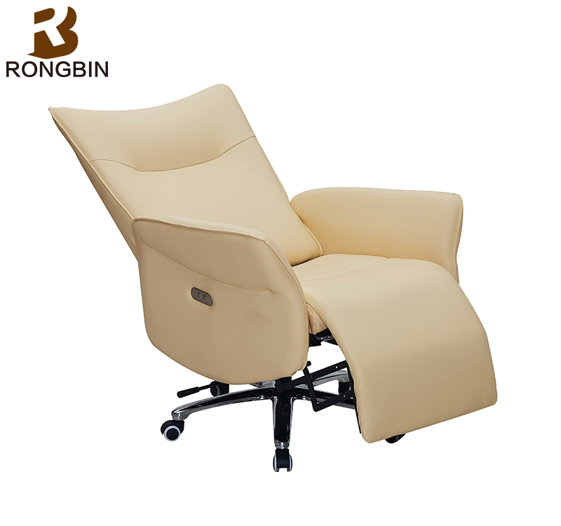 China comfortable office chair height adjustment mechanism swivel recliner office chair