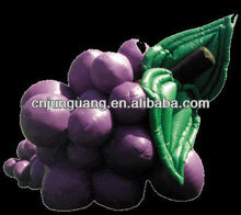 giant advertising inflatable grape