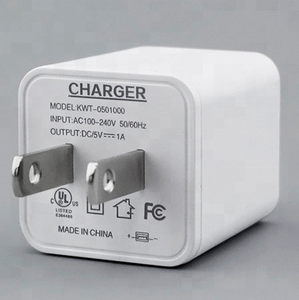 Wholesale Colorful 5v 1a Wall Charger for iphone wall charger