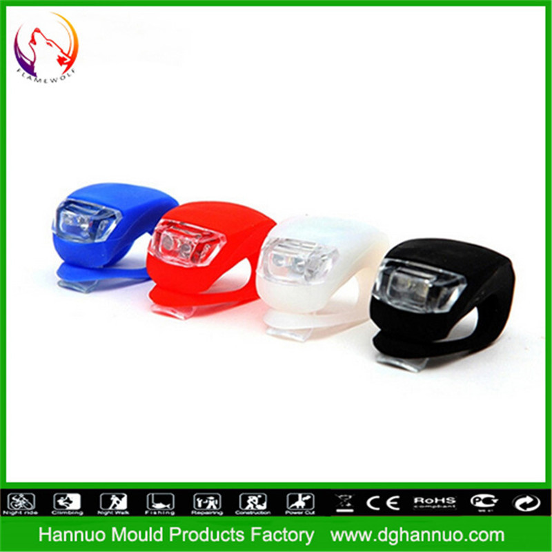 Promotion gift light for bicycle cycling /bicycle led light with string/bicycle light with rubber band