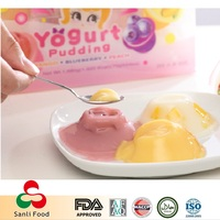 Assorted Fruit Pudding Jelly Nata de Coco Best Selling of Drinks and Snacks