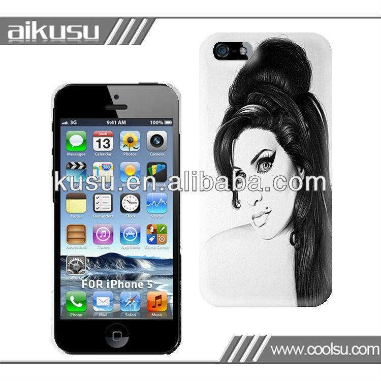 2013 show your style!brand name phone case for iphone 5