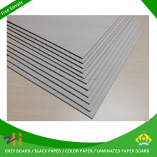 1200gsm grey solid board for book cover