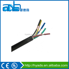 5 core flexible power cable 4mm