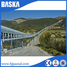 Gold supplier china mineral ore belt conveyor system