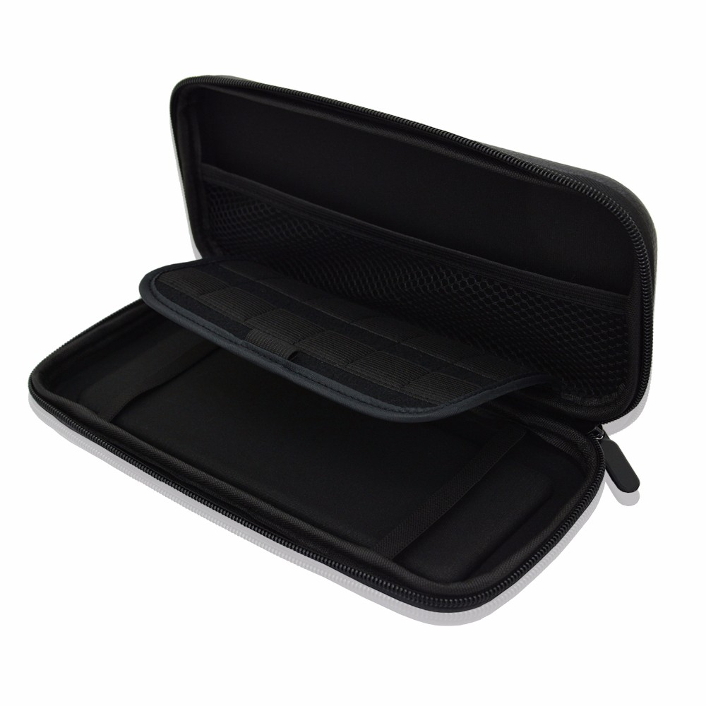 Factory Price, Universal Protective Case for Nintendo Switch Leather Cover Case, Black