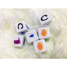 color dice provided