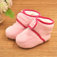 2016 New Baby's Winter Warm Comfortable Fur Shoes,Baby Boots and Shoes Wholesale