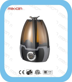 6L capacity with double nozzle ultrasonic air humidifier
