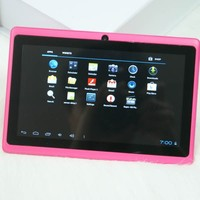 "OEM 7"" tablet capacitive touch screen android 4 0 3/cheapest tablet laptop"