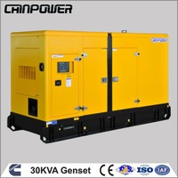 30KVA auto changeover silent Diesel Generator for home use