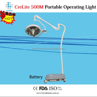 Lewin brand remote controlled battery operated led light/ Germany hospital equipmentCreLite 500M