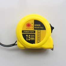 Top quality new ABS case metric and standard easy read measuring tape tools