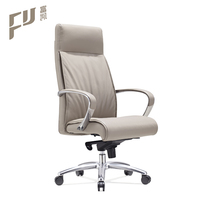 leather office furniture high back modern swivel director leather executive manager's director chairs