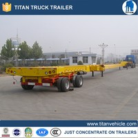 wind tower blades trailer