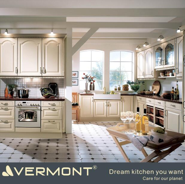Various Antique Good Price Fancy Euorpean Kitchen Cabinets From Vermont