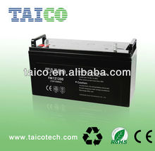 12V120AH VRLA Battery Sealed lead acid battery battery -NP120-12-12V120AH