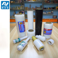 Machines packing stretch film LLDPE film