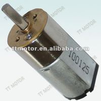 16mm dc gear motor with encoder of micro motor
