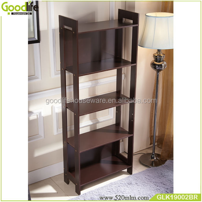 wall shelves for books made in China
