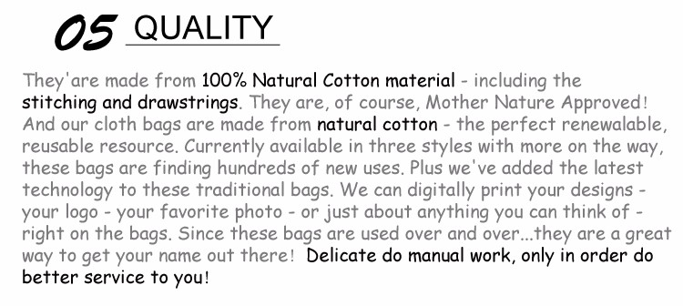 Reusable String Shopping Durable Mesh Net Tote Cotton Bag