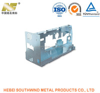 OEM Aluminium Welding Enclosure for Electronic Device hardware Parts Fabrication