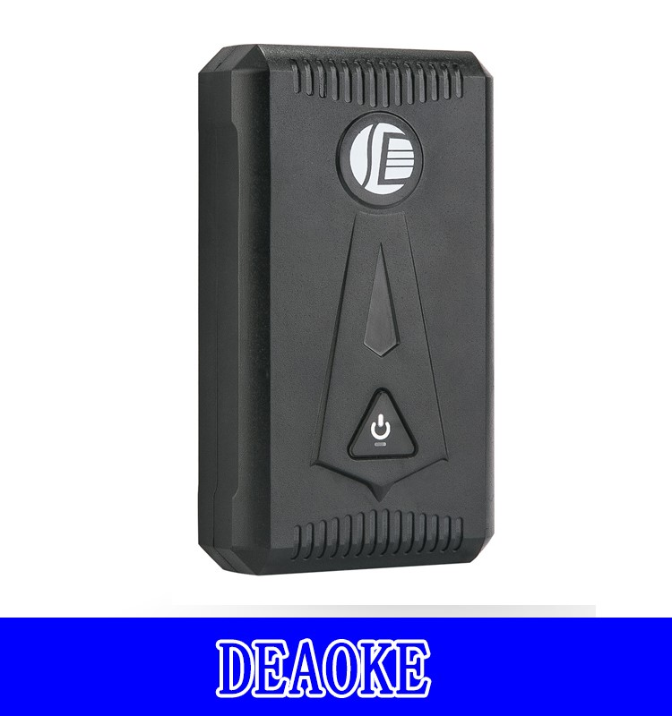Hand-held pet tracker gps for Africa market TK800