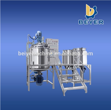 Factory sell automatic chemical product cream agitator mixer with low price