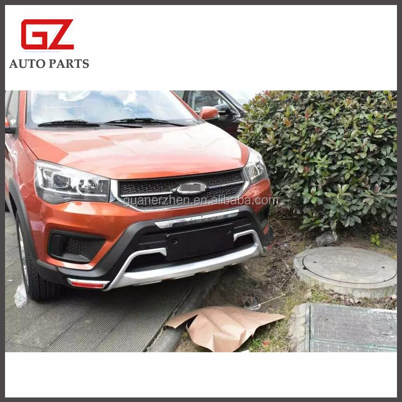 Accessories body kits bumpers for Chery Tiggo 3X car