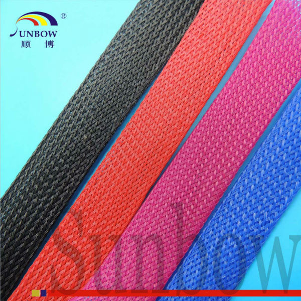 Expandable Braided Sleeving For Auto Wire Harness