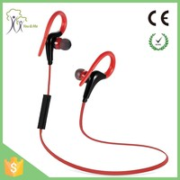 Bluetooth Headsets Stereo Earphones Wireless Earset Earbuds Sweatproof Sports Running Headphones with Microphone For Andorid IOS