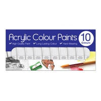 ACRYLIC COLOUR PAINTS