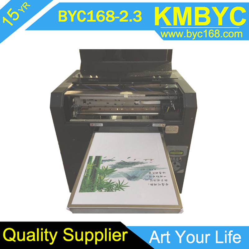 A3+ CE Approved direct to garment used digital t-shirt printer