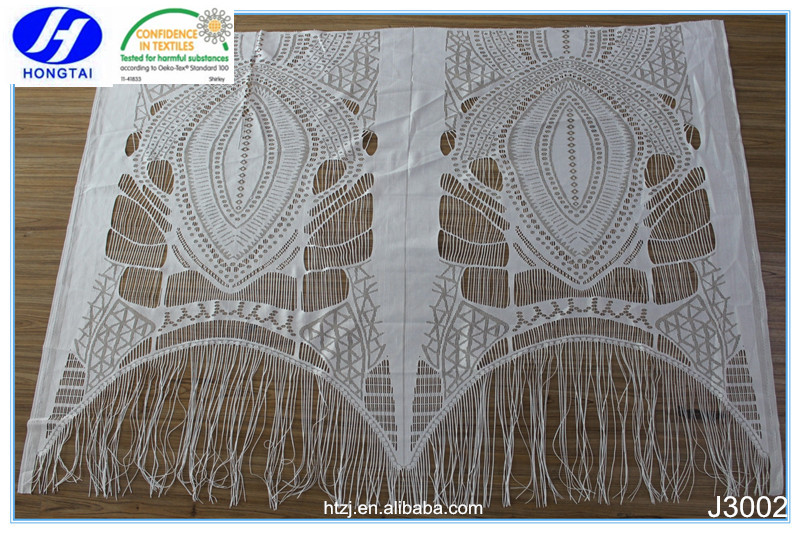 african lace fabrics high quality for lace curtain