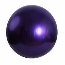 Anti-burst Inflatable PVC Excercise Gym Yoga Ball For Promotional