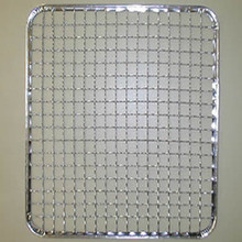 New design stainless steel barbecue bbq grill wire mesh net