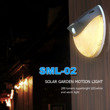 High Quality Led Flat Panel Led Solar Exterior Wall Light