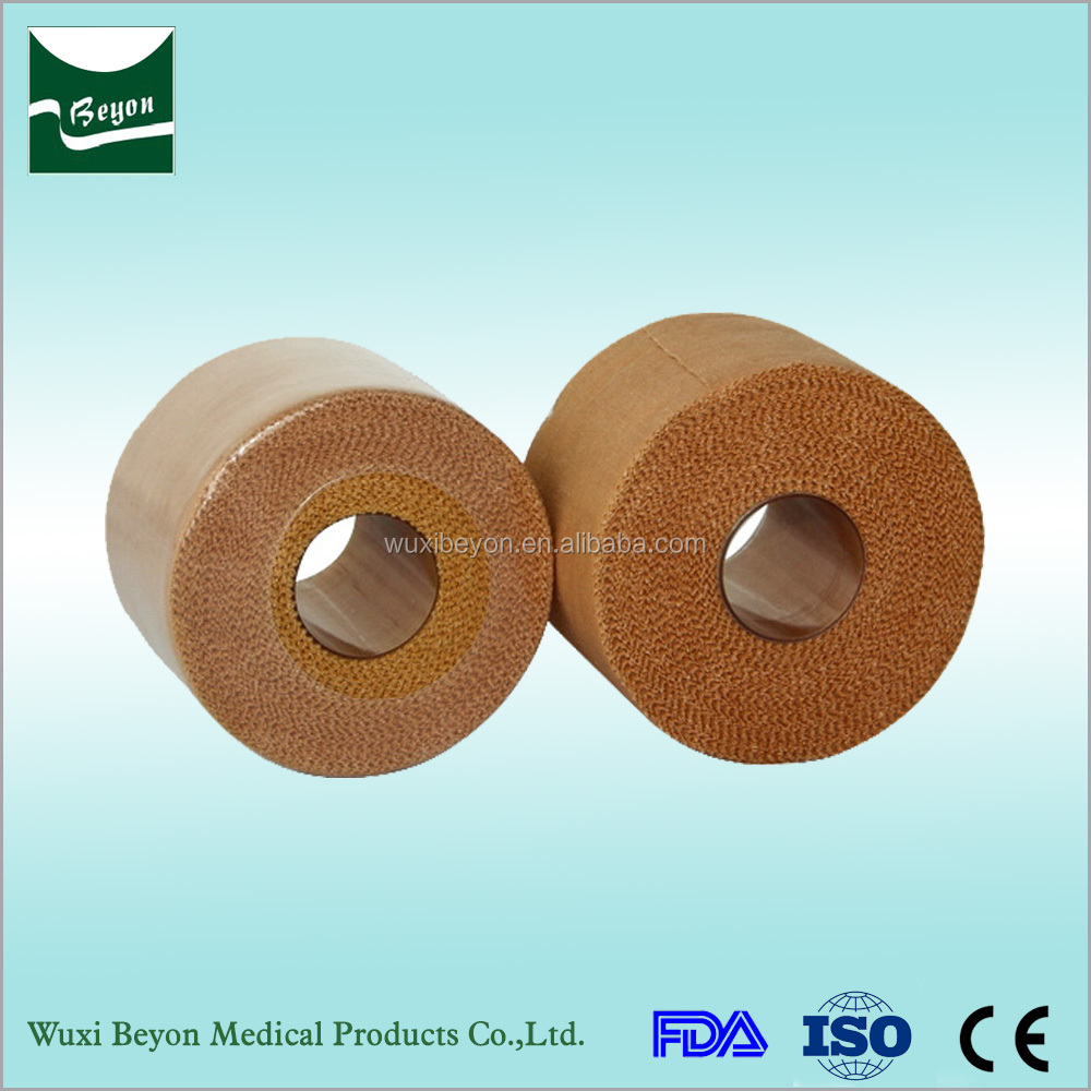 Direct factory manufacture hot sale sports tape with high tensile strength