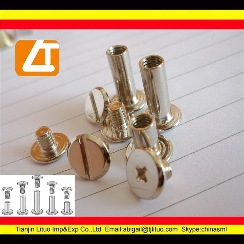 high precision spring set screw