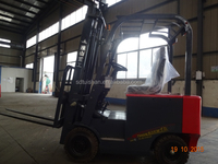 Chinese Tuishan brand 1.5 ton battery forklift with CE (more types for sale)