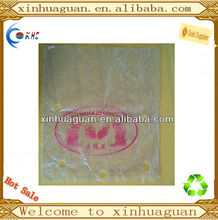 HDPE dragon fruit packing bag with air hole and customer logo
