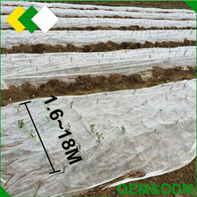 Factory wholesale 1.6M-18M agriculture nonwoven fabric 100% pp spunbond fleece farming customized crop plant pot cover