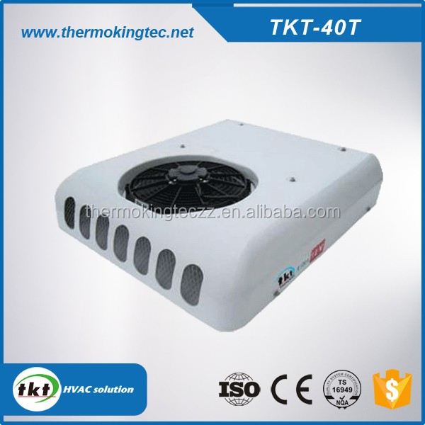 Engine Driven Truck Air Conditioner TKT-40T CE&TS 16949 Cartification