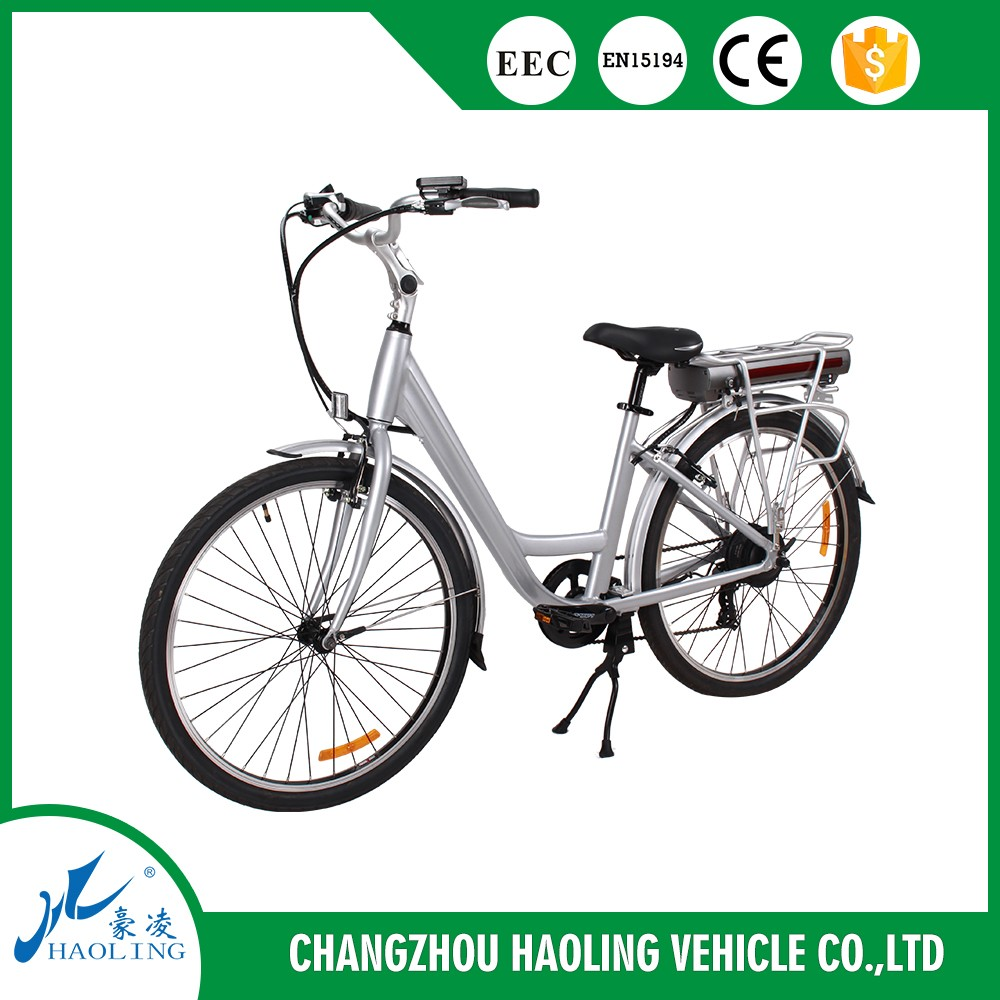European style OEM manufacture new released commuter city model electric bicycle