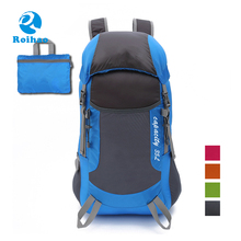 China Roihao Supplier Brand Mountain Waterproof ClimbIng Backpack