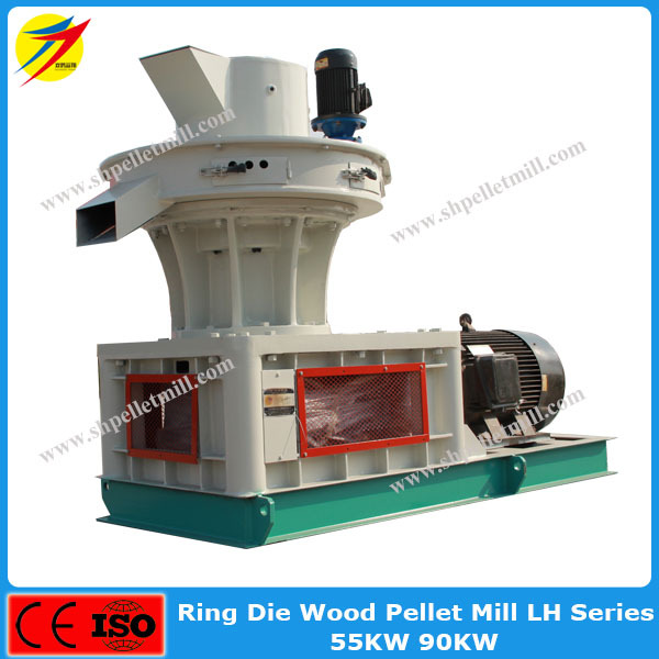 eucalyptus pellets making machine for sale China for Tailand