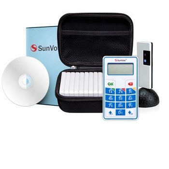 Popular SunVote Electronic Voting devices in Conference Voting System