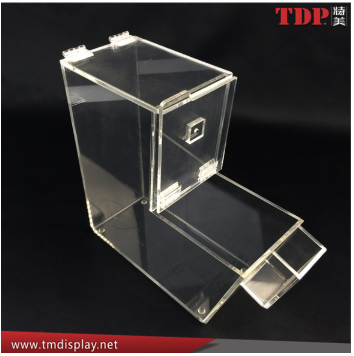 large size magnetic lid clear plastic candy dispenser acrylic supermarket candy dispenser acrylic candy dispenser with scoop