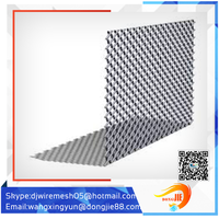 expanded metal mesh for car grill/mild steel expanded sheets